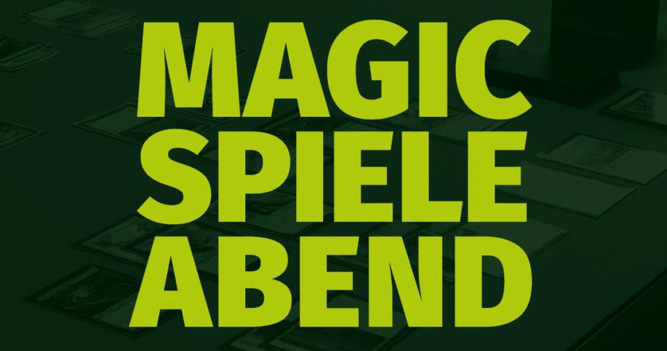 Magic Anfänger Workshop
